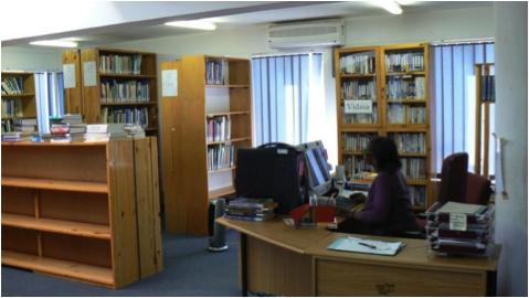 TRC Librarian